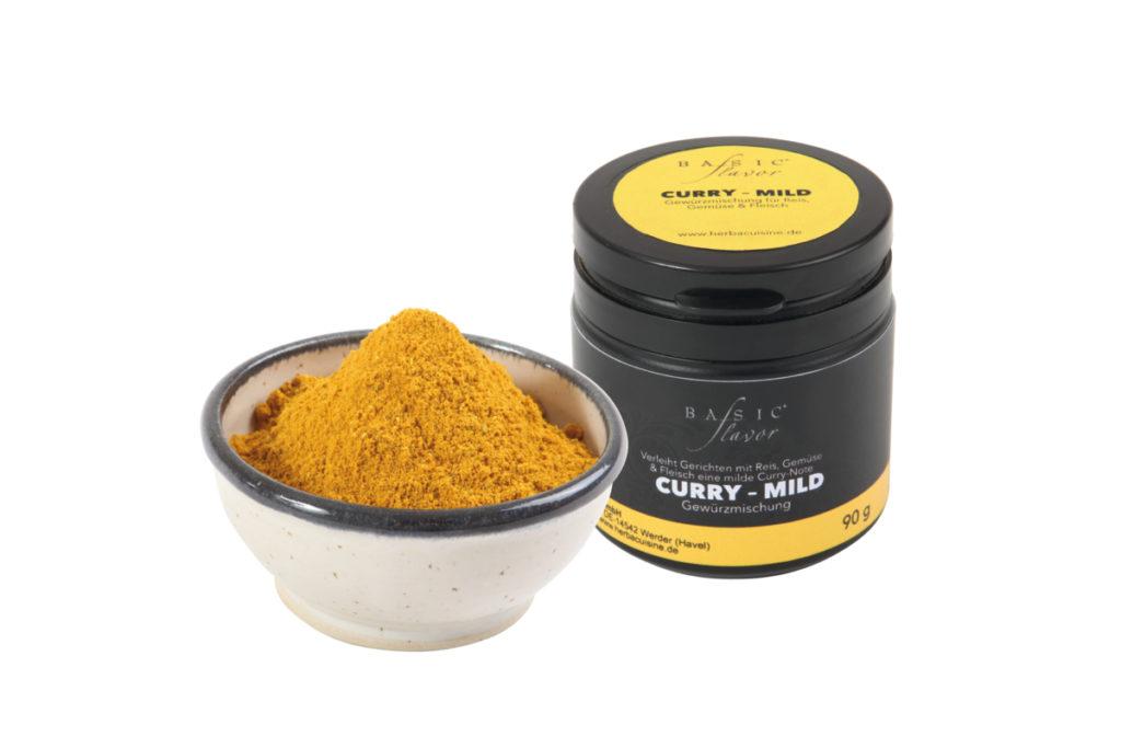 BASIC flavor Curry - Mild