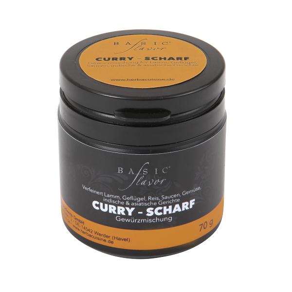 BASIC flavor Curry - Scharf