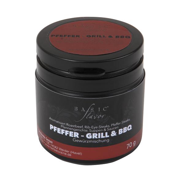 BASIC flavor Pfeffer - Grill & BBQ
